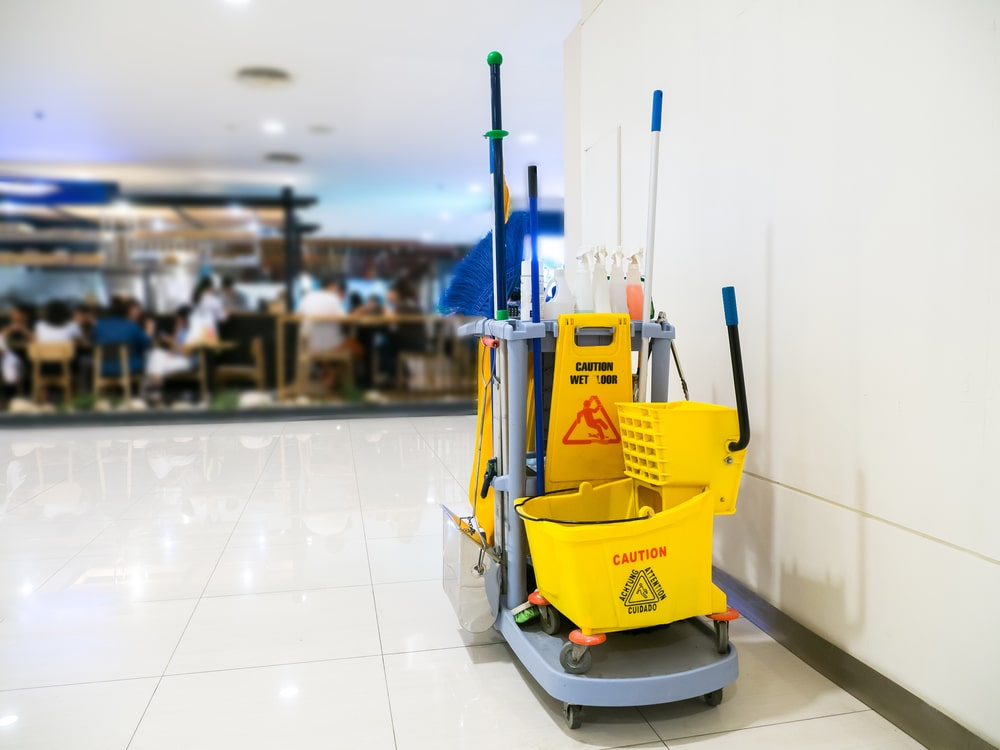 janitorial duties fort bliss
